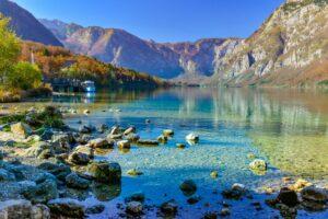 Bohinjsjön - Sloveniens turkosa pärla 51