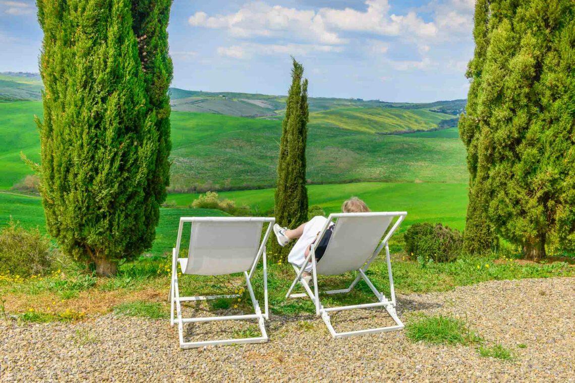 Il Palagetto - En doft av tryffel bland cypresser i Toscana 1