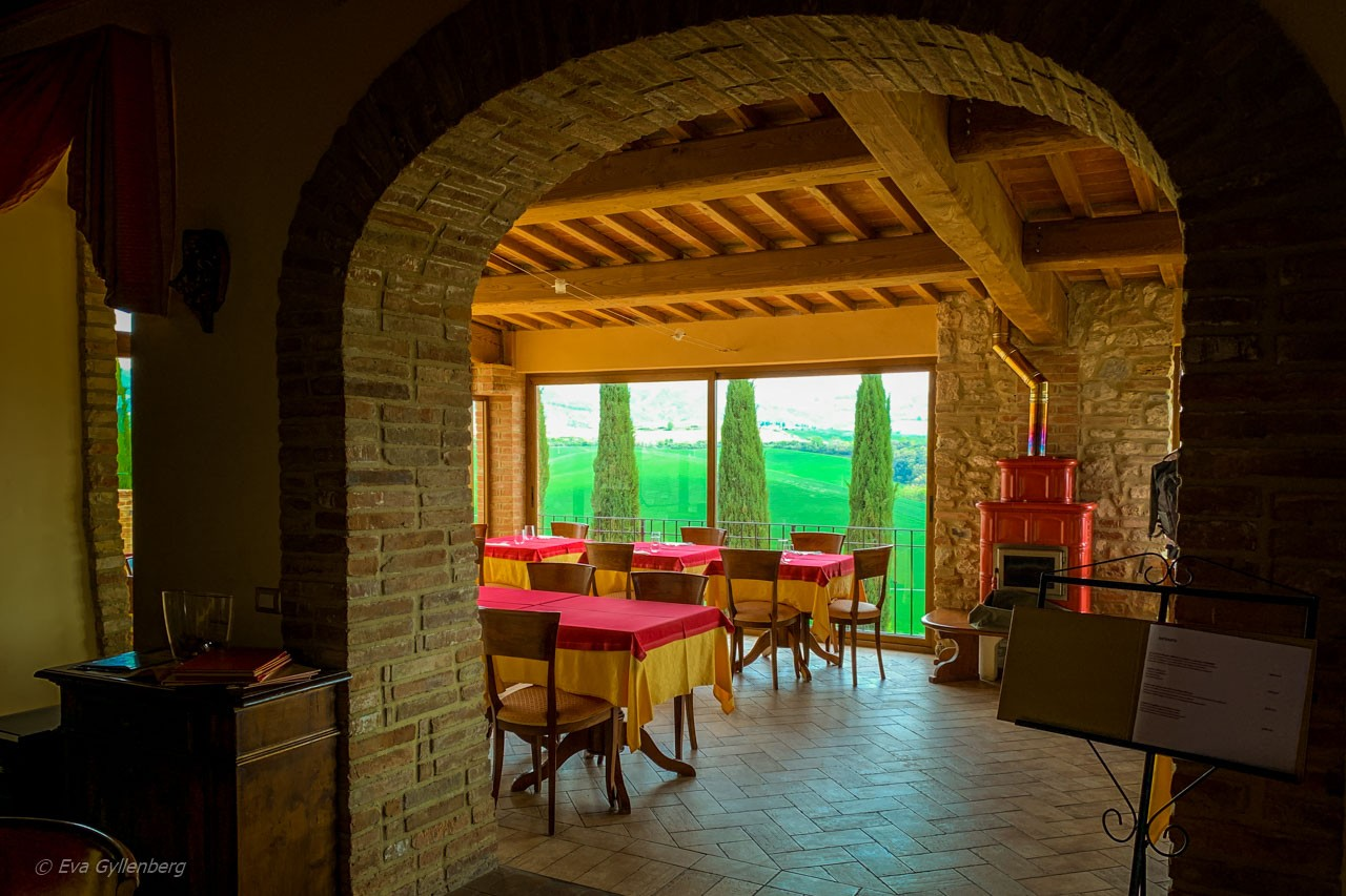 Matsalen - Toscana - Italien