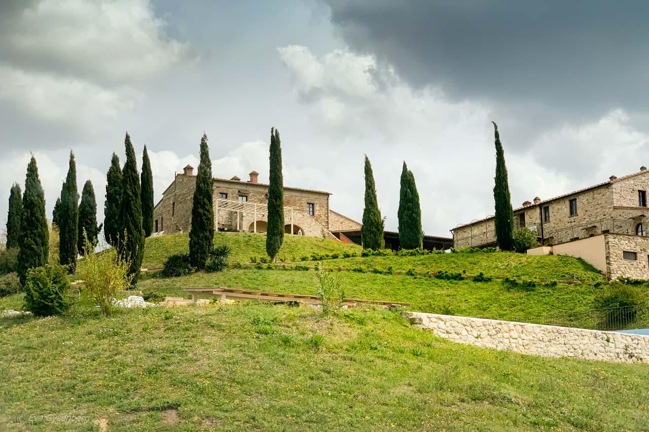 Agrihotel i Toscana