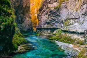 Vintgar Gorge - Vandra i ravinen med de stora vyerna 19