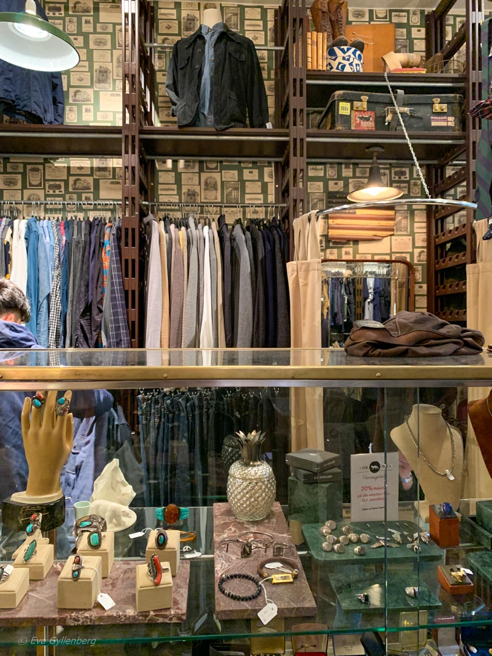 Hornsgatan i Stockholm - Lite roligare shopping 30