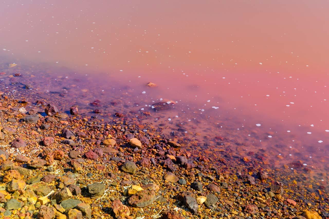 Hutt-Lagoon-Australien