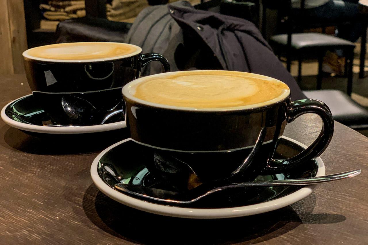 Coffee1, Vilnius