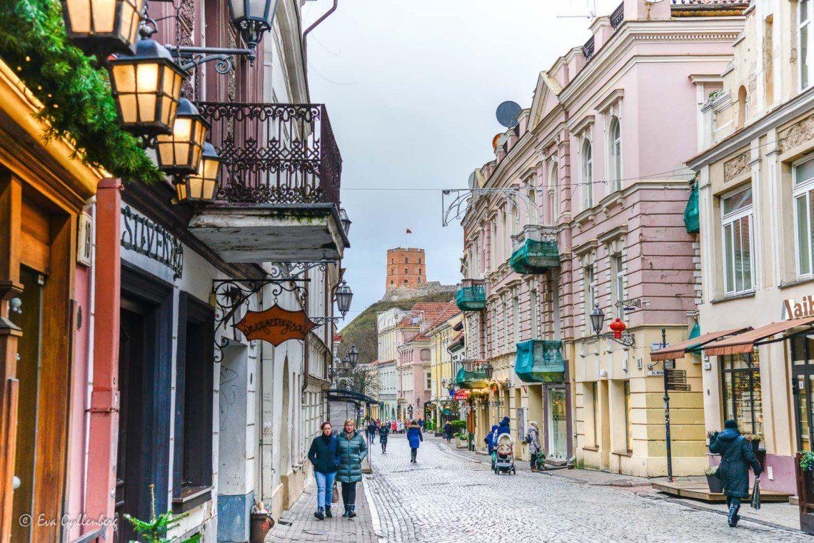 Gamla stan - Vilnius