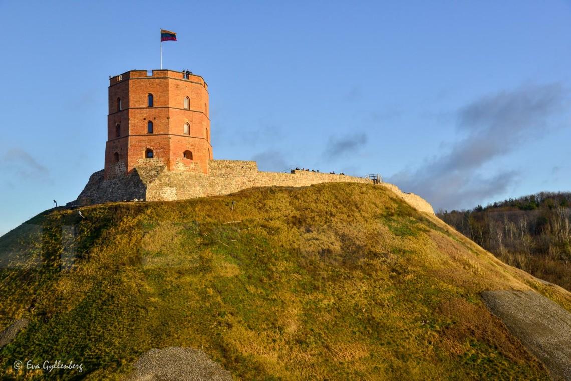 Gedeminas slottstorn - Vilnius