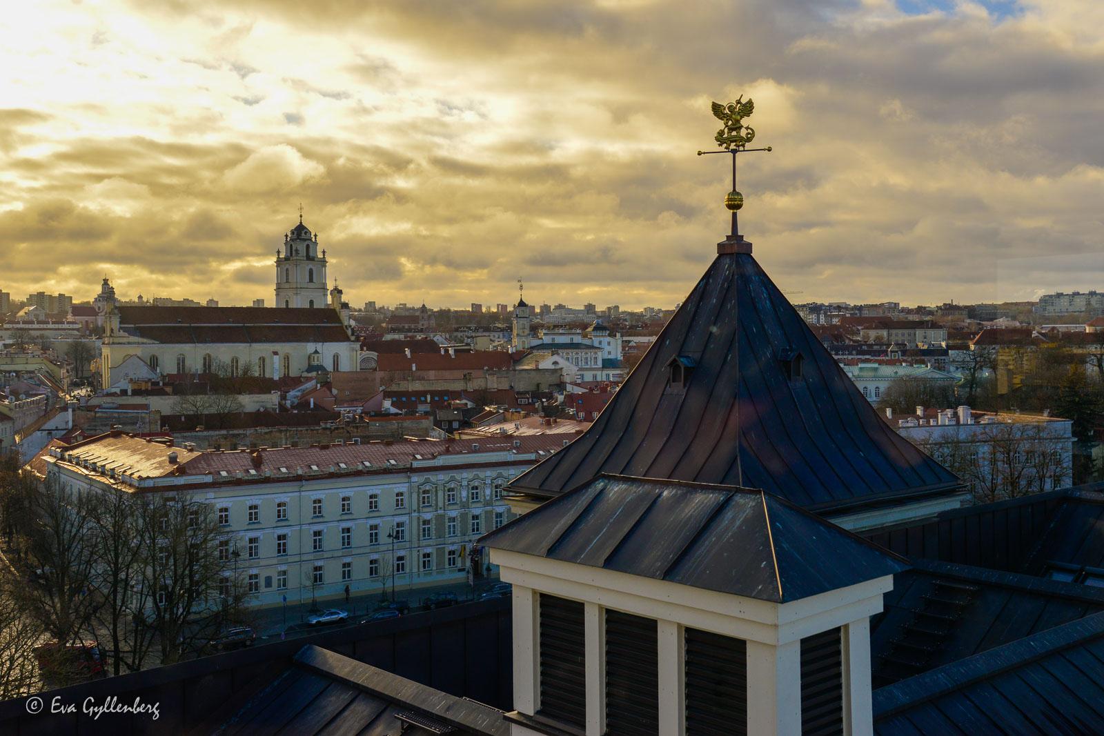 Gamla stan-Vilnius