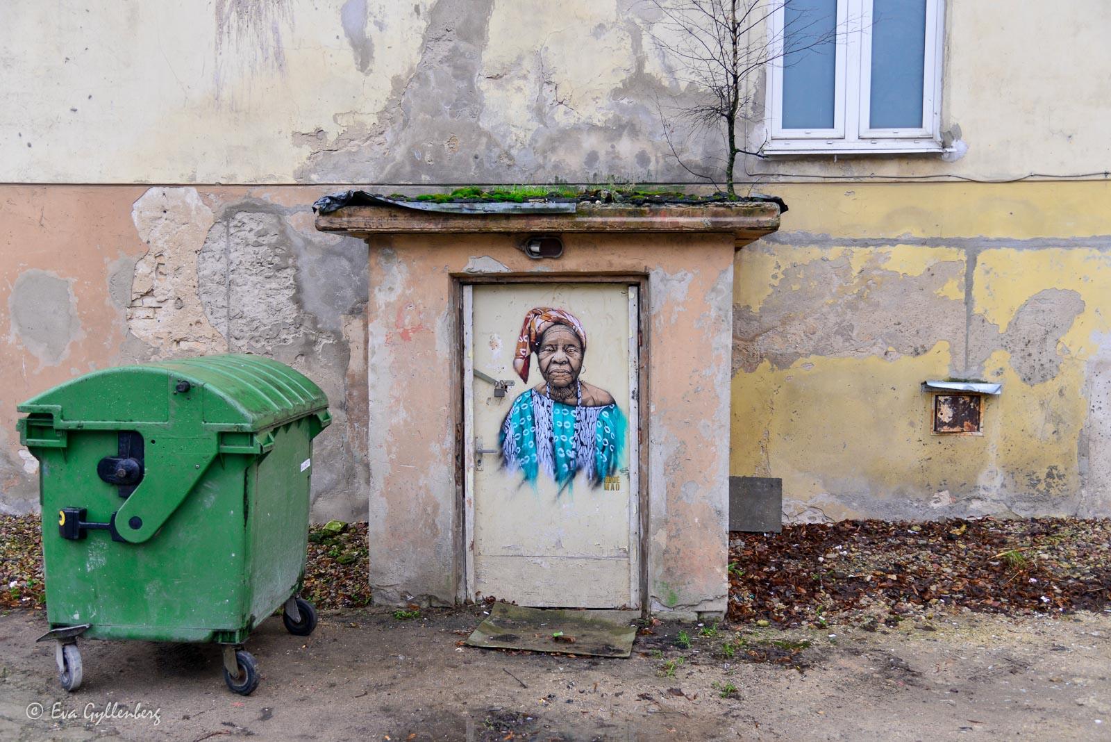 Gatukonst - Vilnius