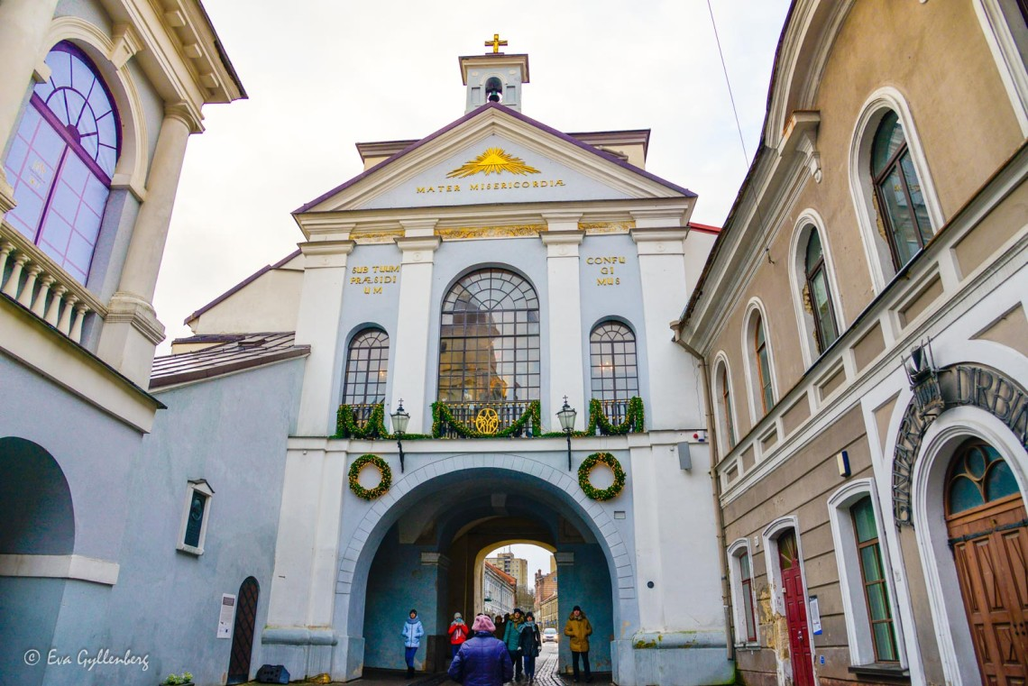 Gryningsporten - Vilnius