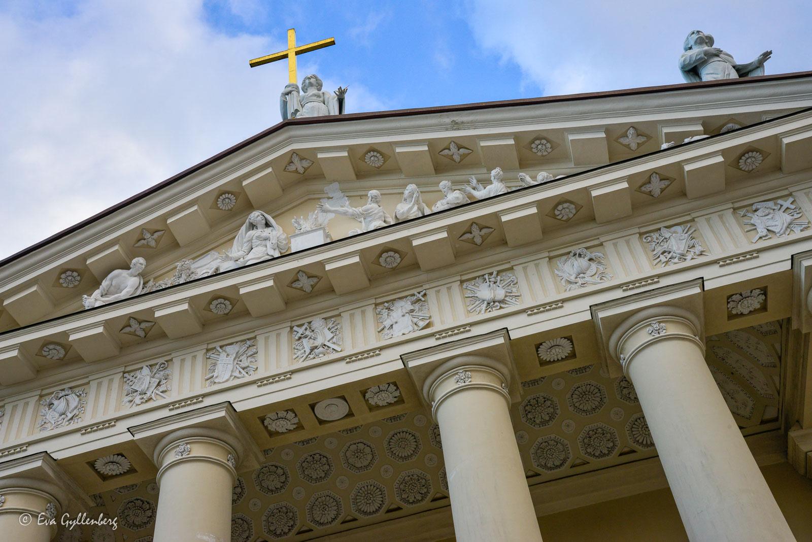 Katedralen-Vilnius