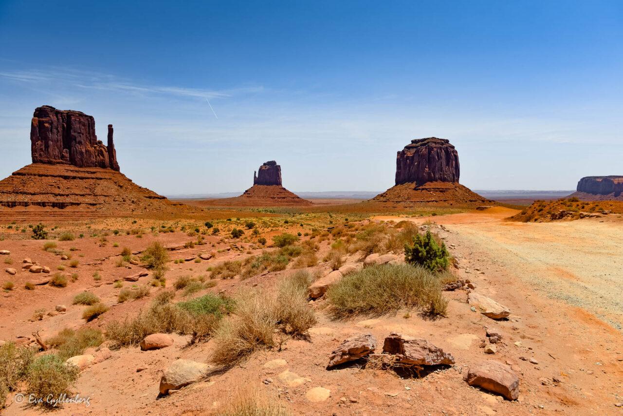 Monument Valley - Ikoniskt landskap i Navajo Nation 18