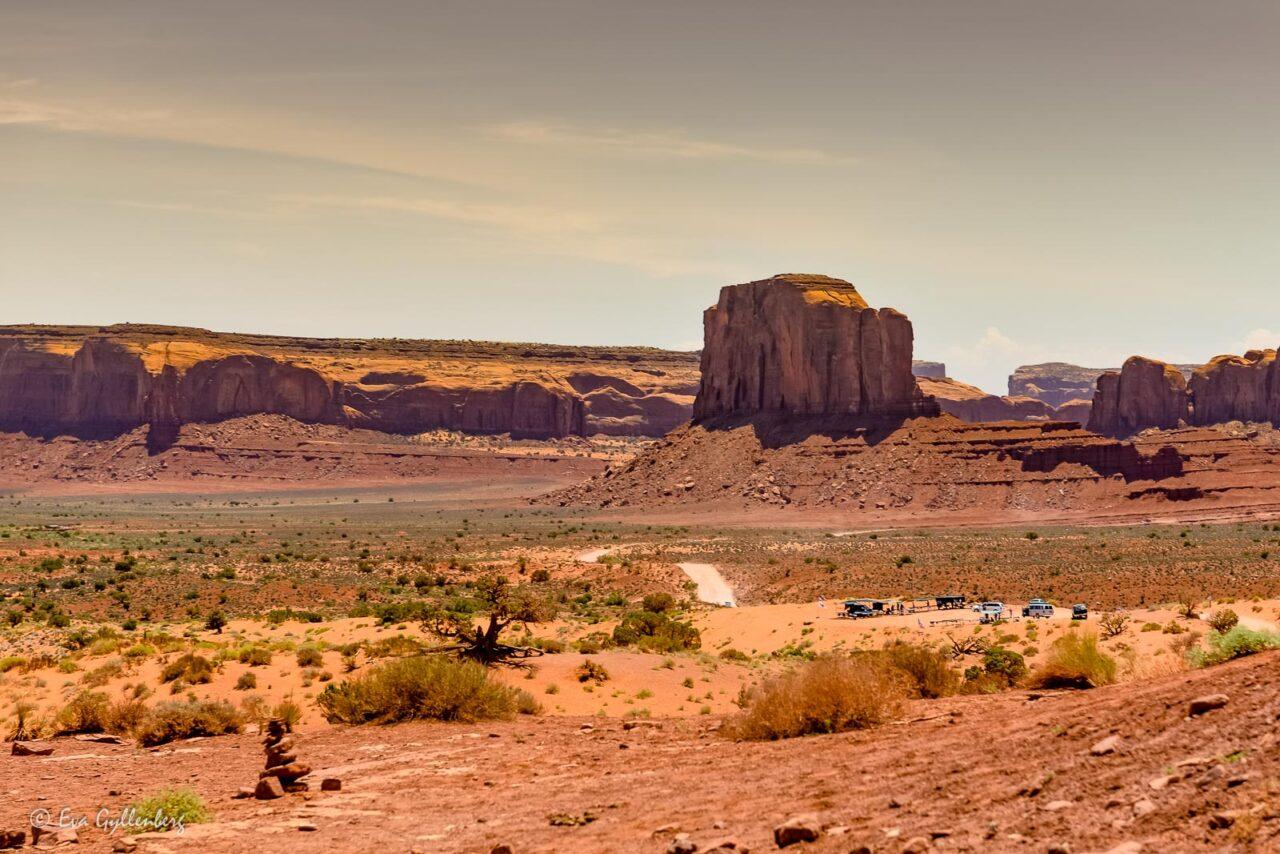 Monument Valley - Ikoniskt landskap i Navajo Nation 16