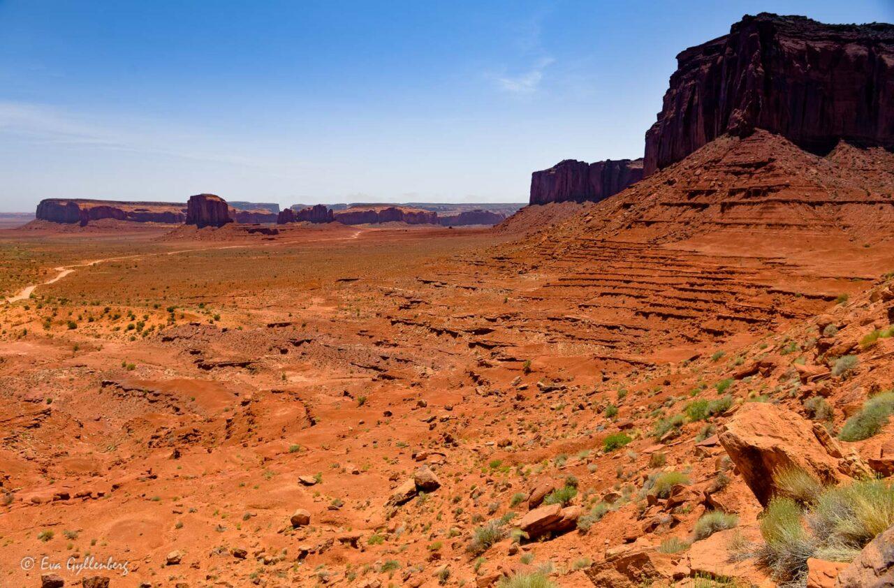 Monument Valley - Ikoniskt landskap i Navajo Nation 22
