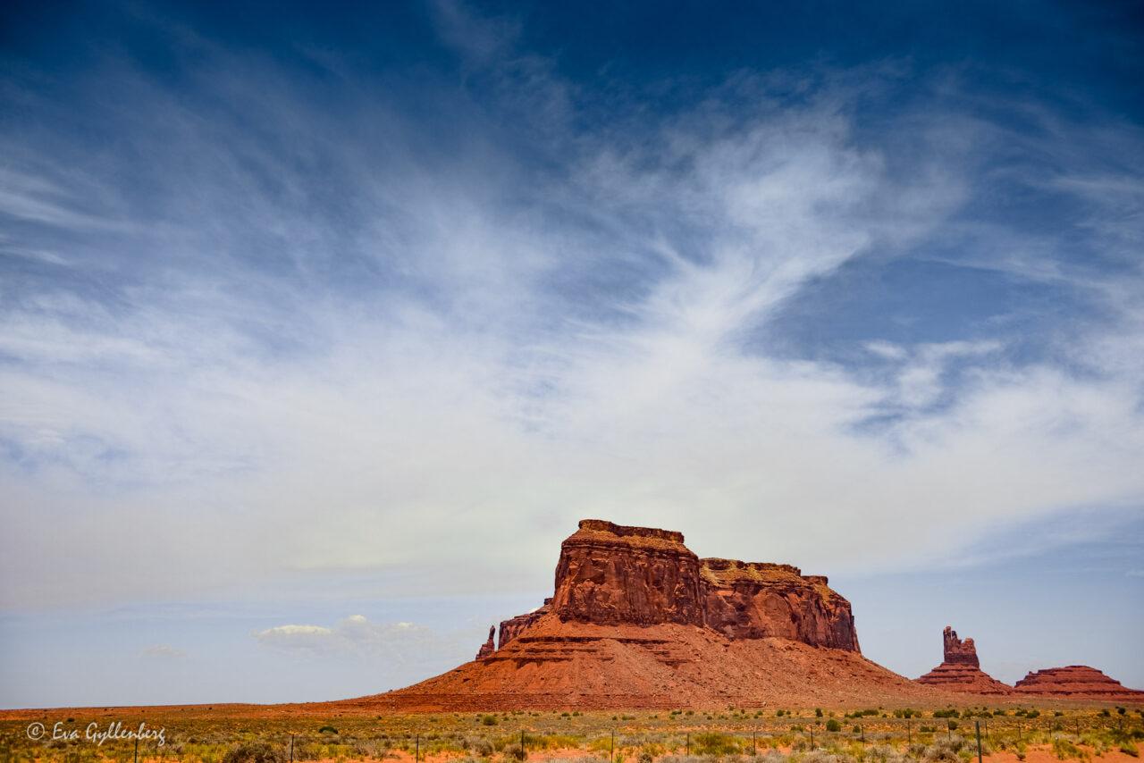 Monument Valley - Ikoniskt landskap i Navajo Nation 31