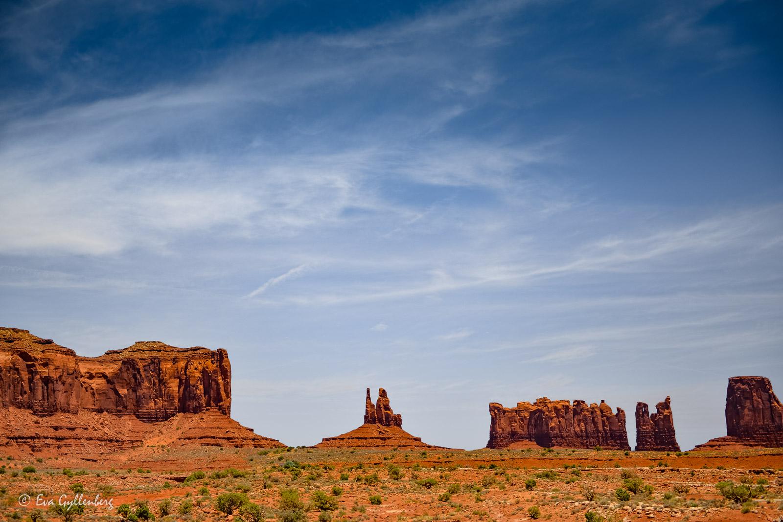 Monument Valley - Ikoniskt landskap i Navajo Nation 25