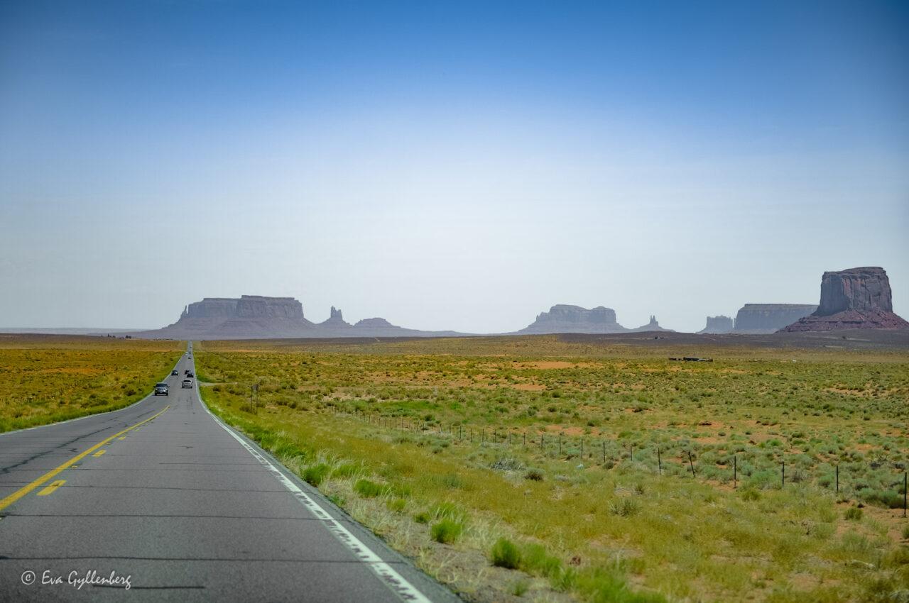 Monument Valley - Ikoniskt landskap i Navajo Nation 14