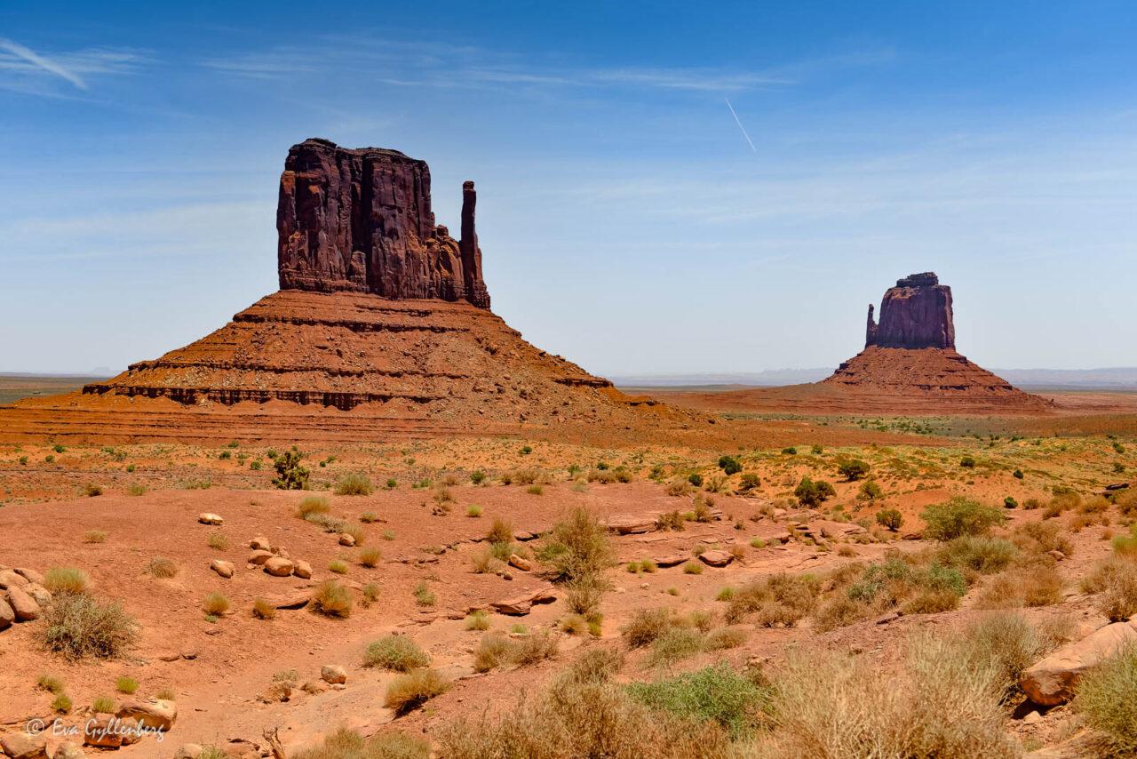 Monument Valley - Ikoniskt landskap i Navajo Nation 35