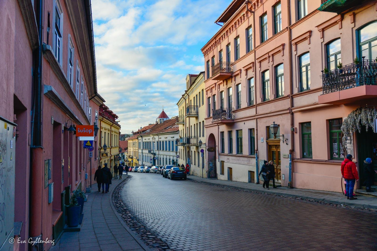 Uzupio-Vilnius