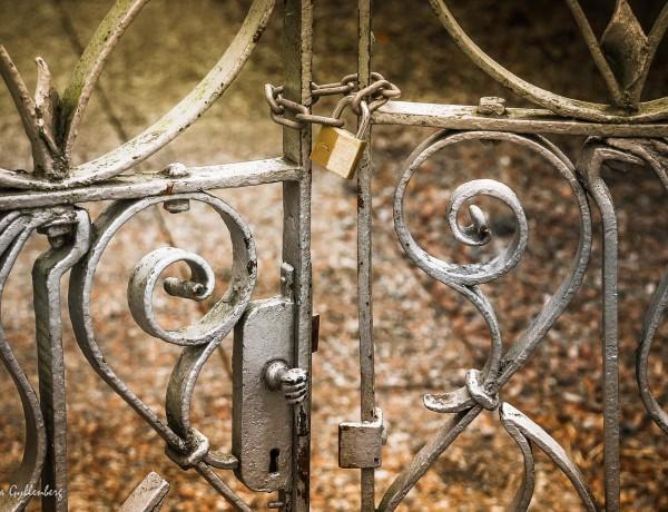 A locked world