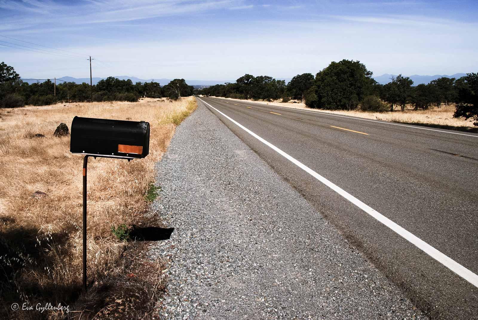 Bildsemester del 1 - Kalifornien i bilder 101