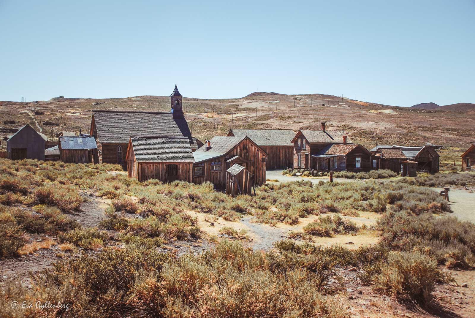 Bildsemester del 1 - Kalifornien i bilder 49