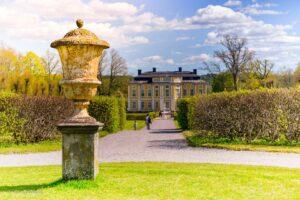 Steninge slott - Bland gullvivor, stormaktstid och designshopping 14