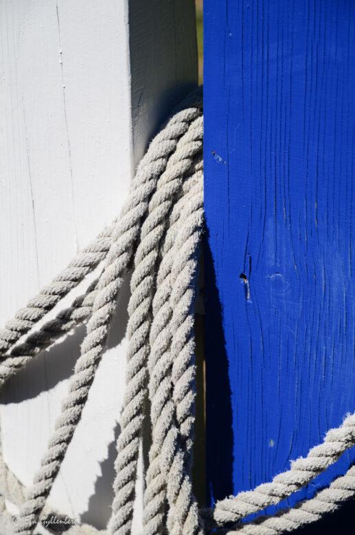 Rep och knutar på Ulvön