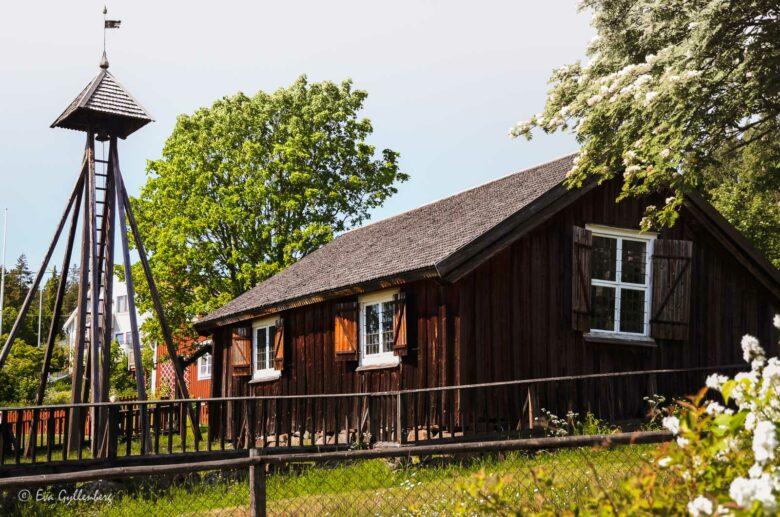 Kapellet på Ulvön