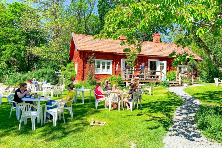 Mysiga caféer utanför Stockholm - 9 favoriter 9