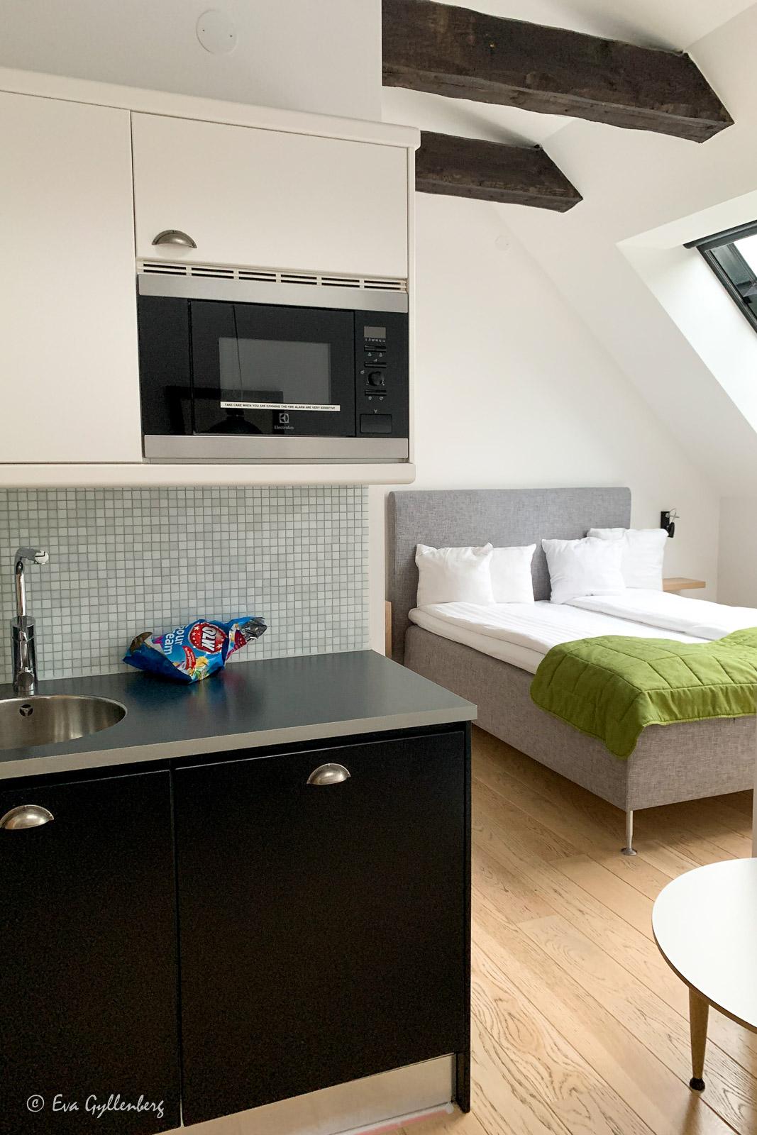 The More Hotel - Snyggt lägenhetshotell i Lund 16