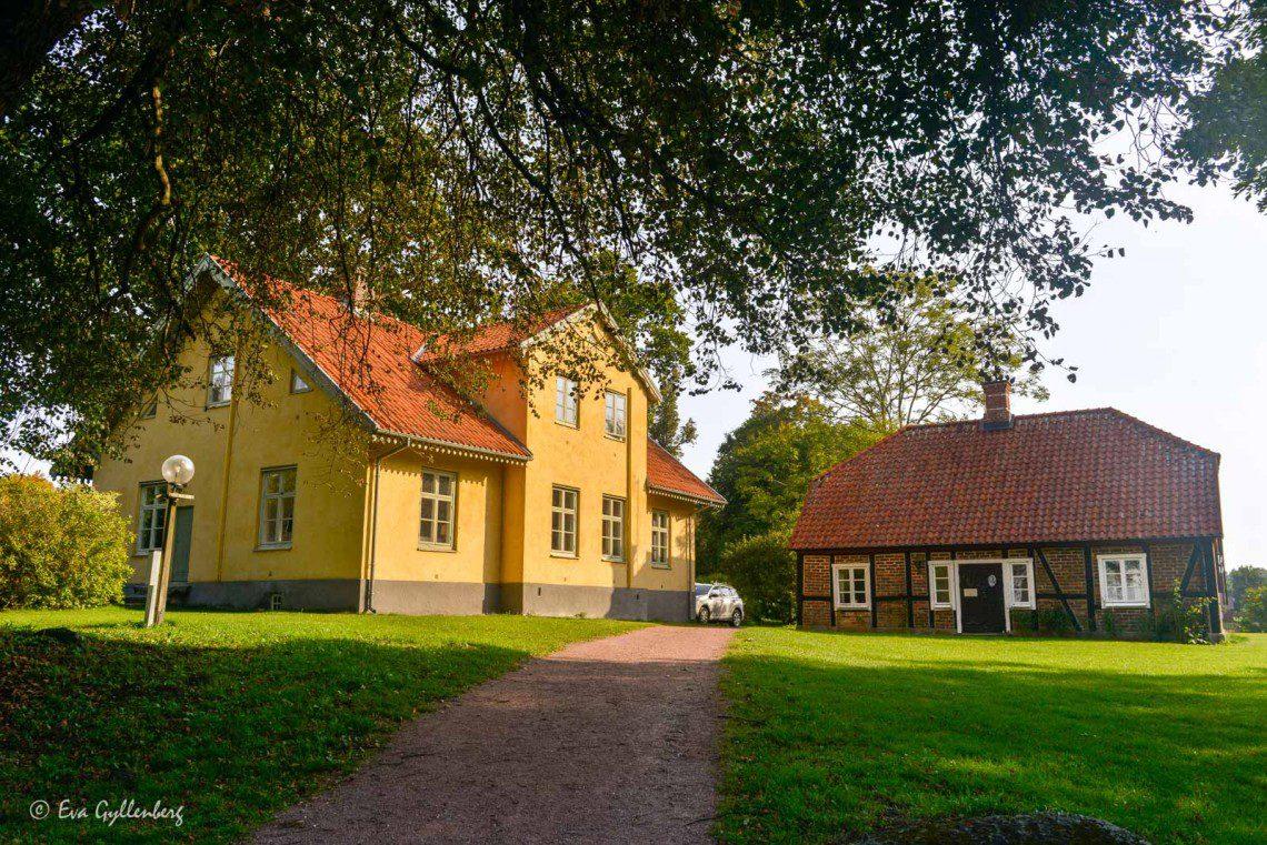 Gårdar vid Bäckaskog slott