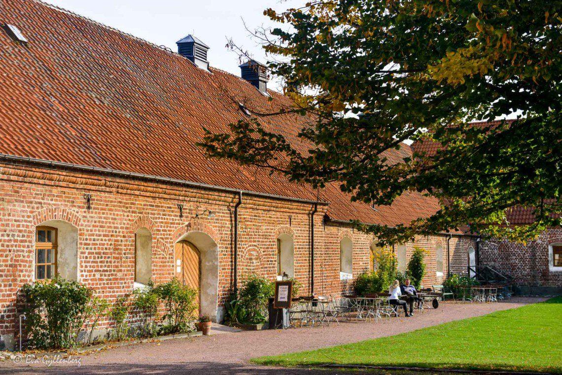 Café vid Bäckaskog slott
