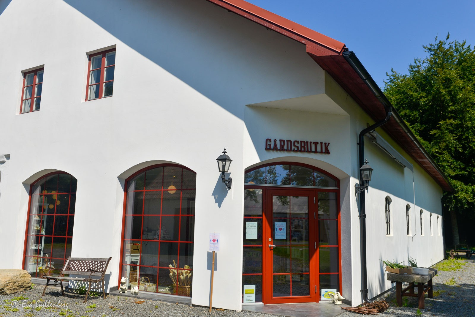 Petersborgs gård