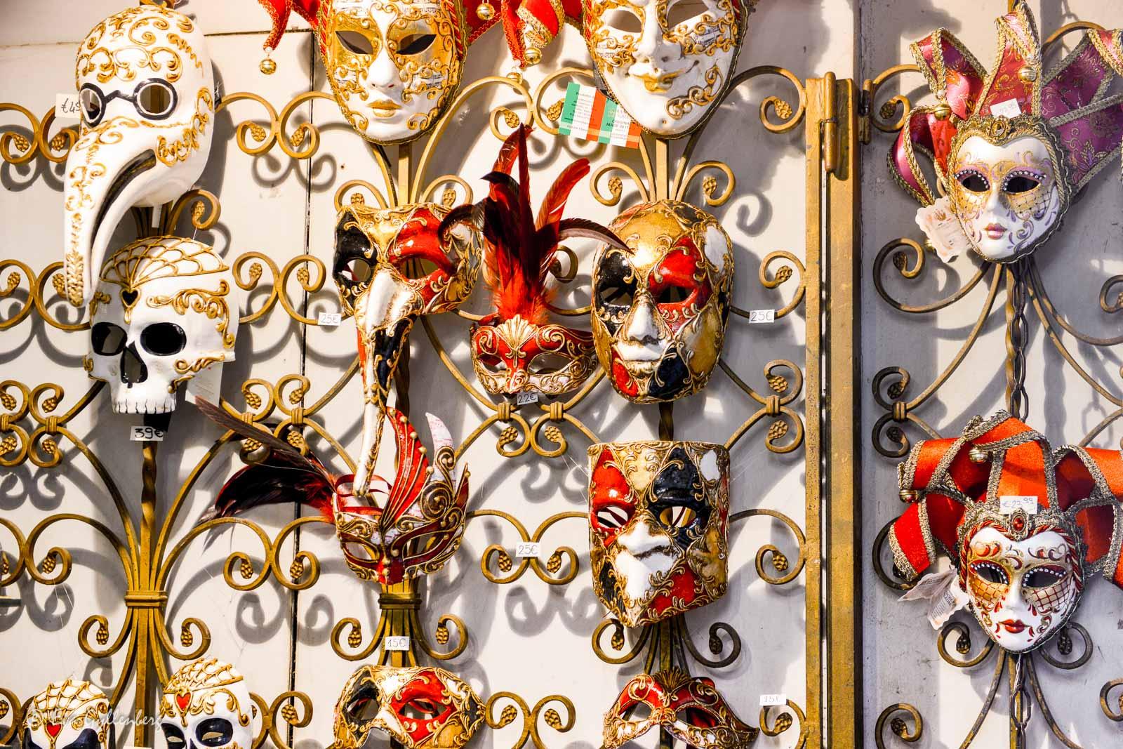 Masker i Venedig