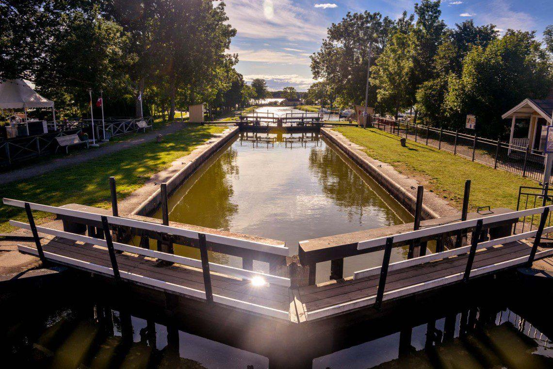 Cykla längs Göta kanal - Ett äventyr med mersmak 8