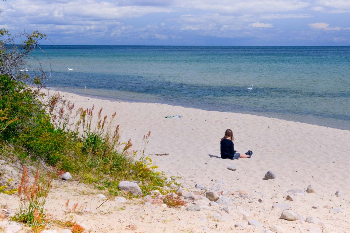Havet utanför Simrishamn