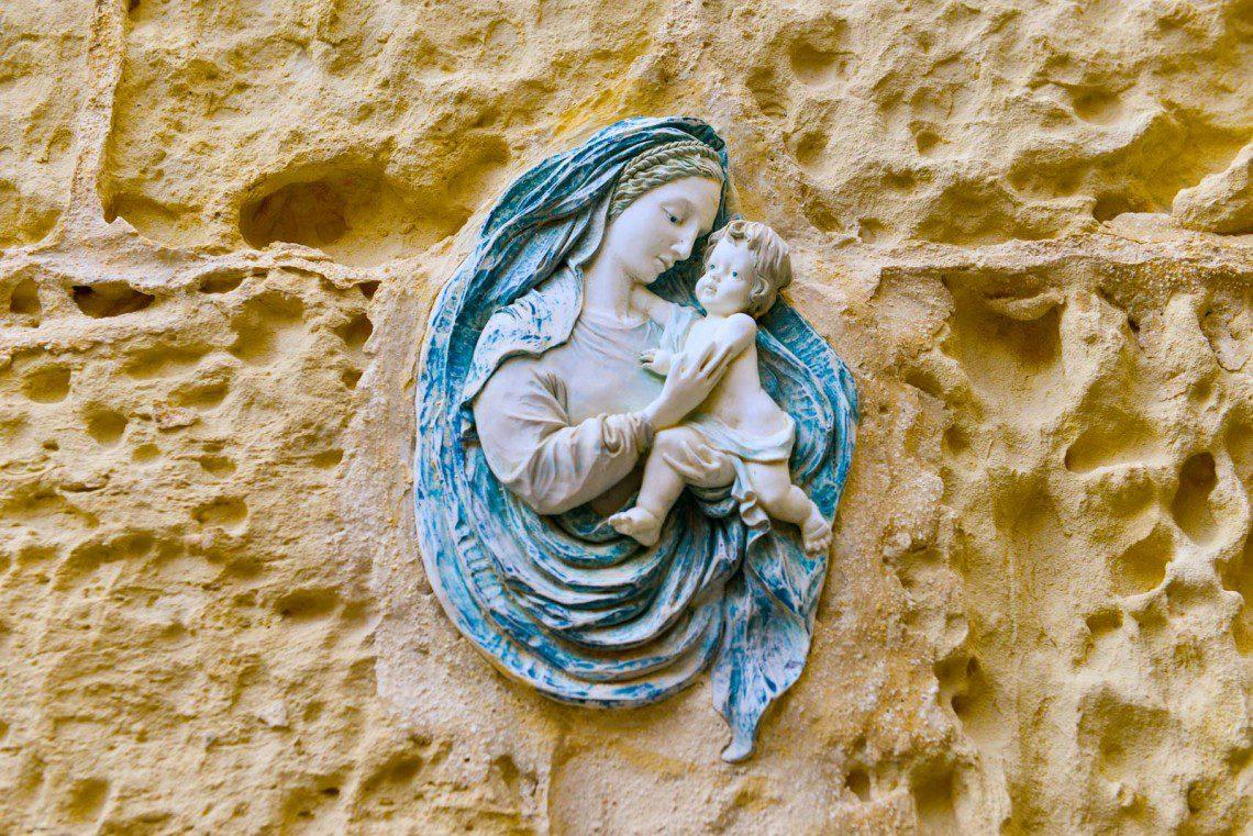 Gatukonst med historiska rötter på Malta
