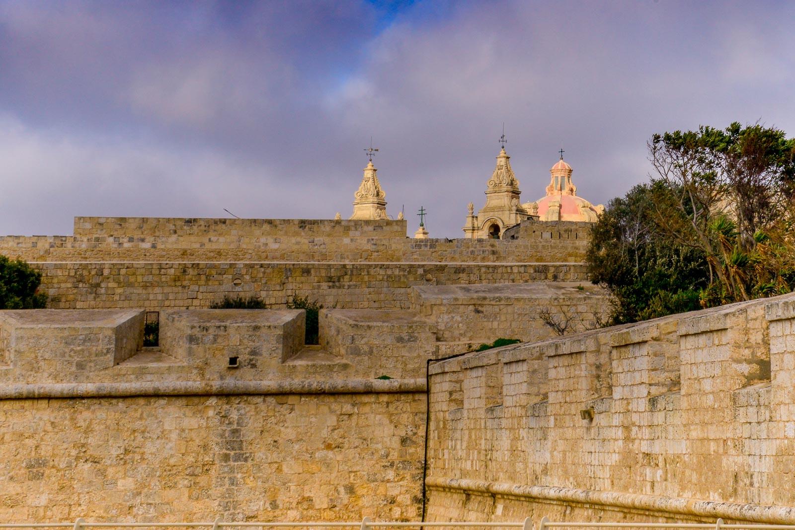 Mdinas mur