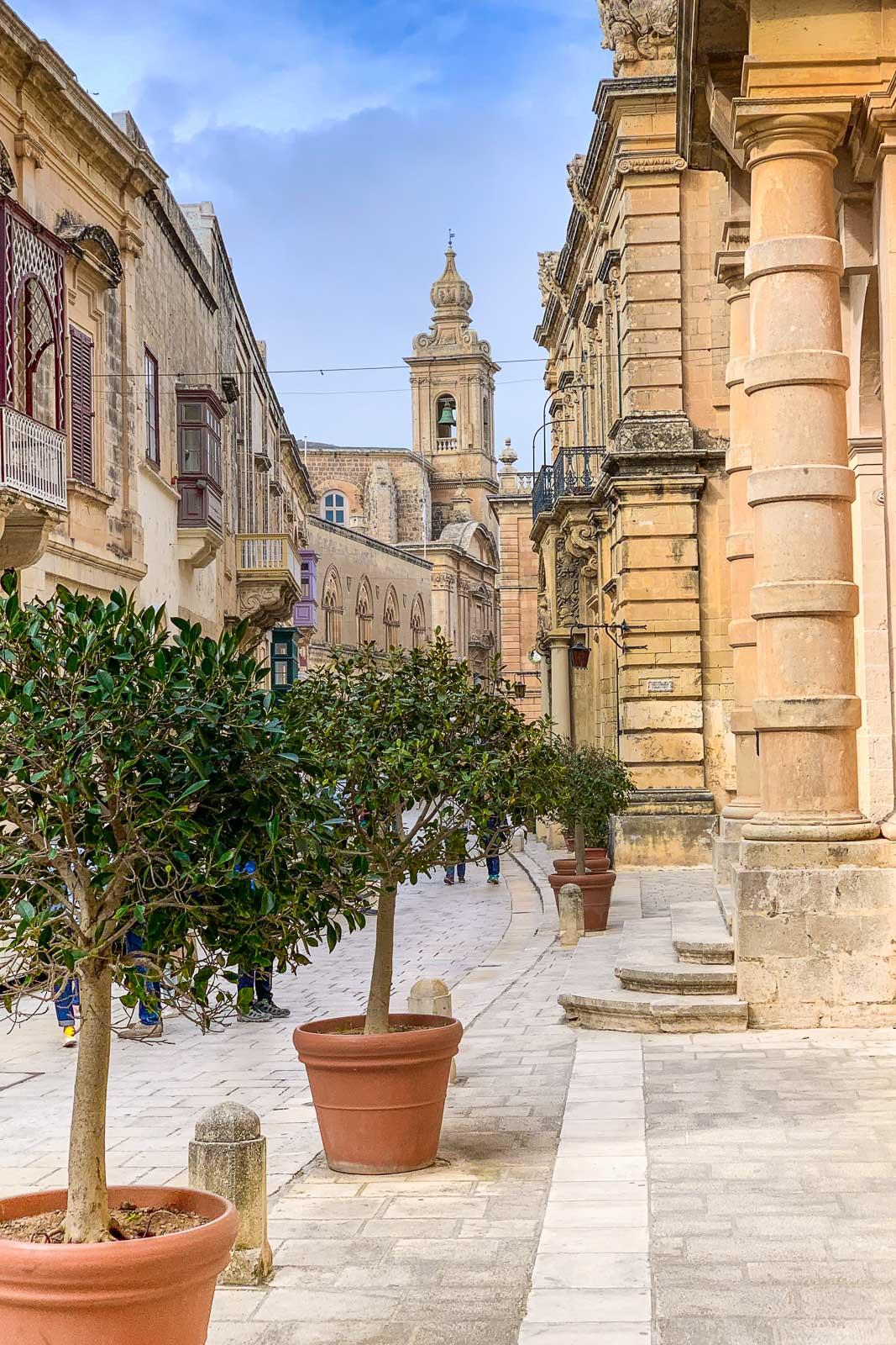 Mdina-Malta