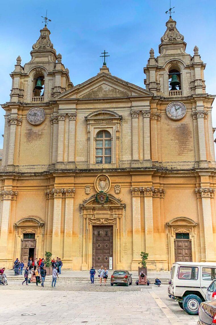 Katedralen i Mdina