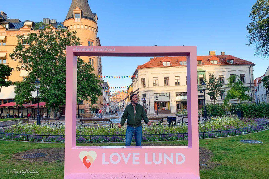 I love Lund
