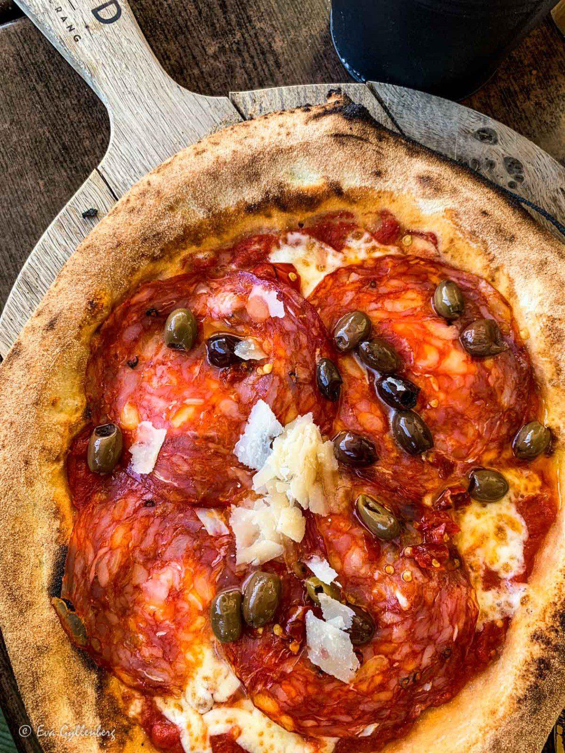 God pizza i Lund