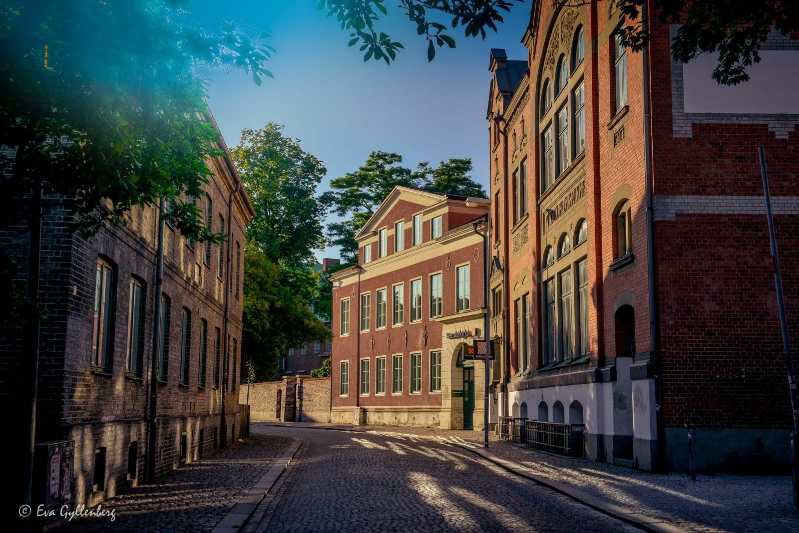 Gata i Lund