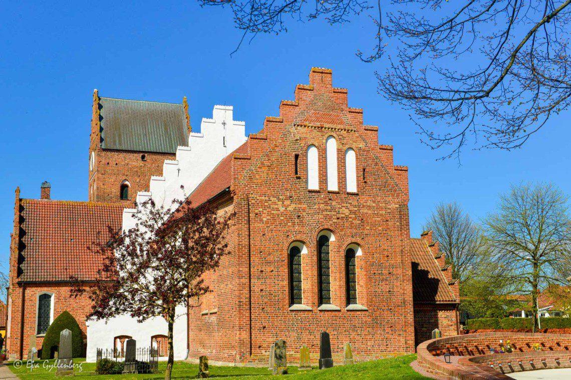 Sankta Maria Kyrka i Åhus