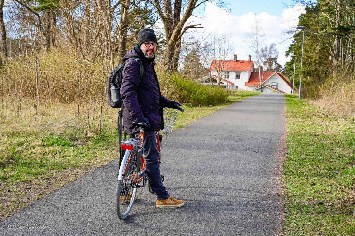 Cykla Sydostleden