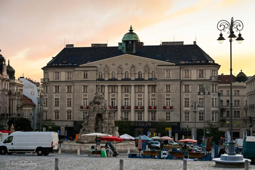Tjeckien-Brno-Grandezza-Palace