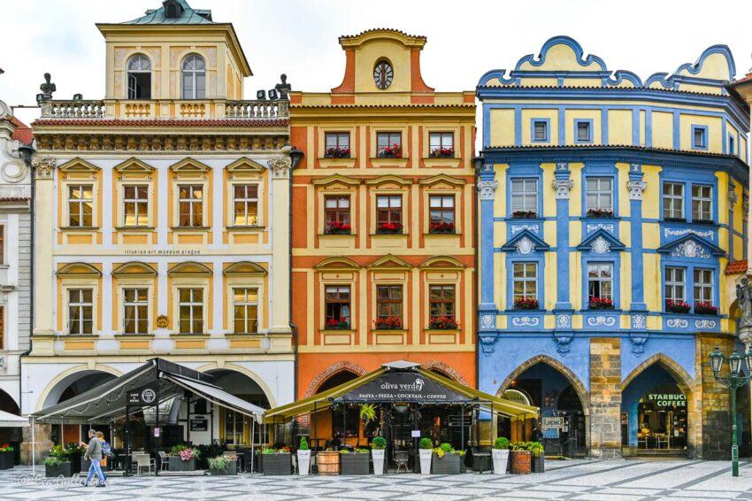 Tjeckien-Prag